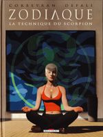 Couverture La Technique du Scorpion - Zodiaque, tome 8