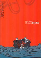 Couverture Pilules bleues