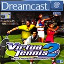 Jaquette Virtua Tennis 2