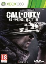 Jaquette Call of Duty : Ghosts
