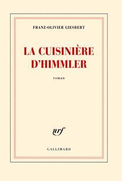 Couverture La Cuisinière d'Himmler