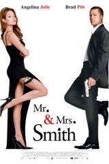 Affiche Mr. & Mrs. Smith
