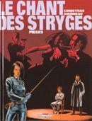 Couverture Saison 1 : Pièges - Le Chant des Stryges, tome 2