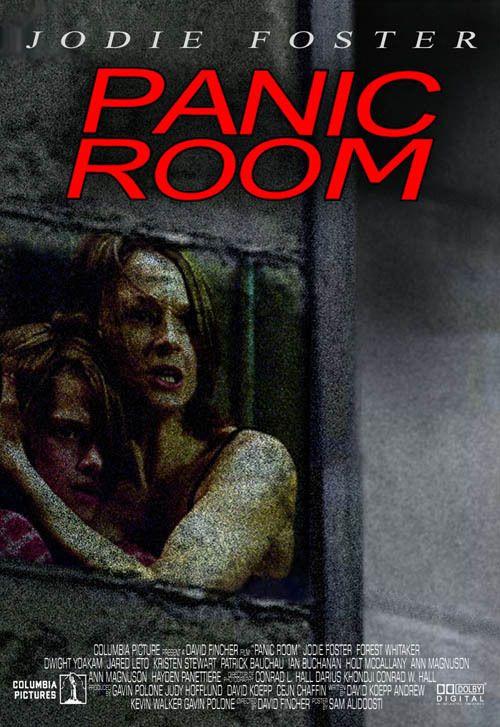 Affiches Posters Et Images De Panic Room 2002
