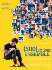 Affiche (500) jours ensemble