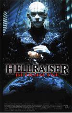 Affiche Hellraiser 4 : Bloodline