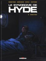 Couverture Substrat - Le Syndrome de Hyde, tome 3