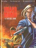 Couverture L'Héritage Jomon - Imago Mundi, tome 8