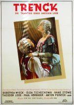 Affiche Trenck - Der Roman einer großen Liebe