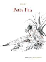 Couverture Peter Pan (Vents d'Ouest) : L'Intégrale