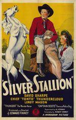 Affiche Silver Stallion