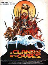 Affiche Le Clan de la caverne des ours