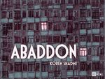 Couverture Abaddon