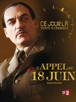 Affiche L'Appel du 18 juin
