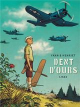 Couverture Max - Dent d'ours, tome 1