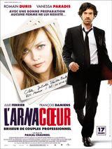Affiche L'Arnacœur