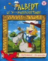Affiche Albert, le 5ème Mousquetaire
