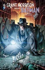 Couverture Le Retour de Bruce Wayne - Grant Morrison présente Batman, tome 5