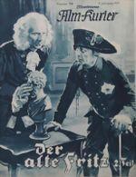 Affiche Der Alte Fritz