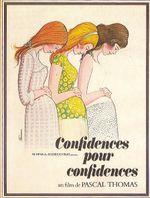 Affiche Confidences pour confidences