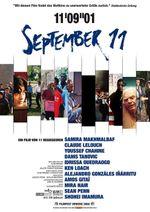 Affiche 11'09'01 : September 11