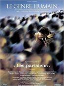 Affiche Les Parisiens