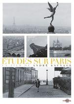 Affiche Etudes sur Paris
