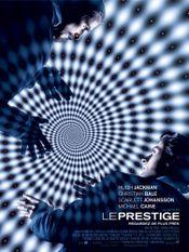 Affiche Le Prestige