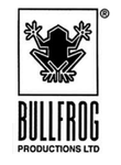 Logo Bullfrog Productions