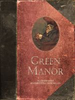 Couverture Green manor