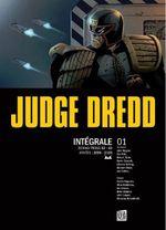 Couverture Judge Dredd - Intégrale 1