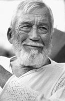 Photo John Huston