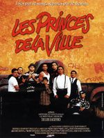 Affiche Les Princes de la ville