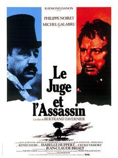 Affiche Le Juge et l'Assassin