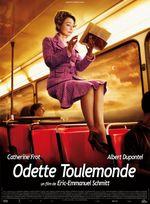 Affiche Odette Toulemonde