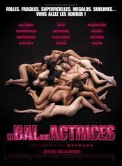 Affiche Le Bal des actrices
