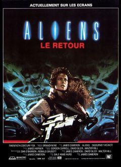 Affiche Aliens, le retour