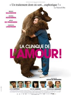 Affiche La Clinique de l'amour !