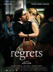 Affiche Les Regrets