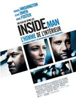 Affiche Inside Man, l'homme de l'intérieur
