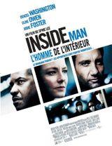 Affiche Inside Man - L'Homme de l'intérieur