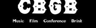 Cover CBGB (omfug) - Home of underground rock.