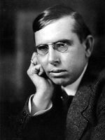 Photo Theodore Dreiser