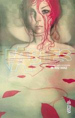 Couverture Rose Rouge - Fables, tome 18