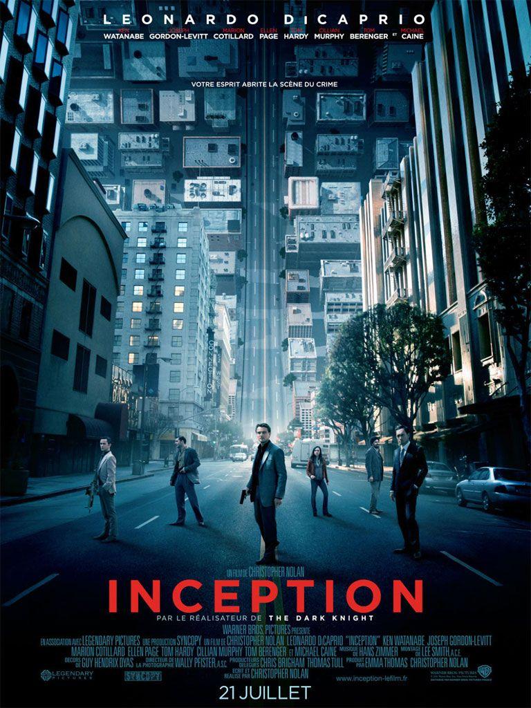 Inception - Film (10) - SensCritique