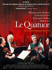 Affiche Le Quatuor