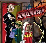 Affiche Horrorween