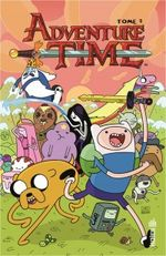 Couverture Adventure Time, tome 2
