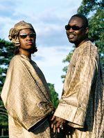 Logo Amadou & Mariam