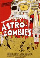 Affiche Astro Zombies